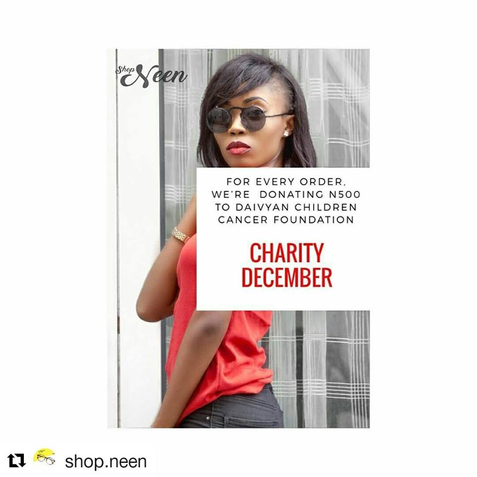 Shop.neen, Supporting our little soldiers battling Cancer